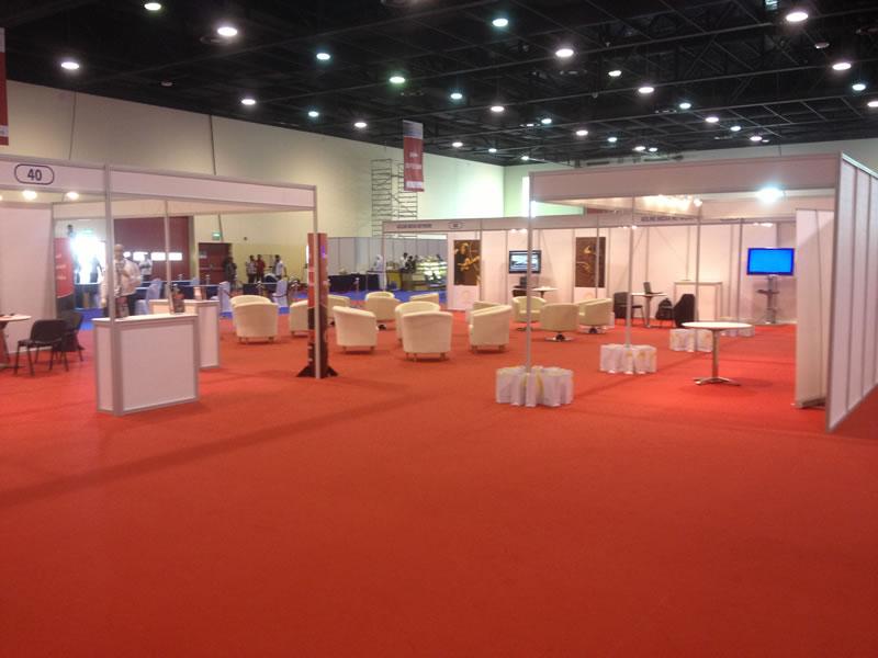 Adline displays at 2nd Qatar Media Expo – AdlineMedia